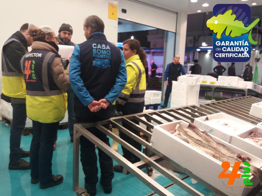 Apuesta en firme por la calidad en el sector del pescado